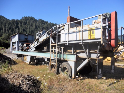 Portable Cement Mills : Print used pugmills eagle quot x portable pug mill